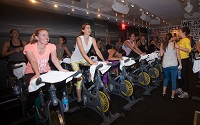 SoulCycle Benefit Event, New York October 2014